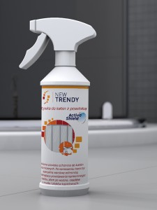 Odżywka do kabin 500ml New Trendy SP-0001